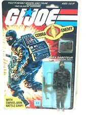 Gi Joe Cobra FireFly V1 1984  Mint Lot V1 MOC Mint Beautiful Please Read
