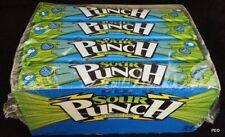 Sour Punch Straws Blue Raspberry Bulk Candy 24 count Raspberries Candies Straw