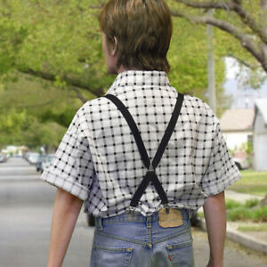 Screen Accurate Plaid Shirt, BACK TO THE FUTURE, Marty McFly, Michael J. Fox