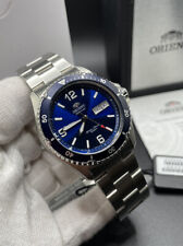 Orient Mako II FAA02002D9 Diver Automatic Blue Dial Men's Watch *UK Seller*