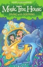 Magic Tree House 9: Diving with Dolphins,Mary Pope Osborne