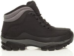 LADIES WOMENS GROUNDWORK SAFETY STEEL TOE CAP WORK TRAINER BOOTS black SIZE uk 3