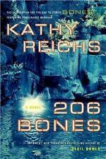 Kathy Reichs - 206 Bones (Dr. Temperance Brennan #12) - HC w/DJ 1st PRINT 2009