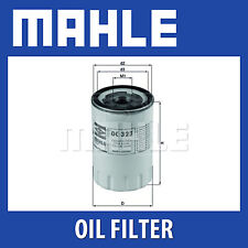 Mahle Oil Filter OC323 - Fits Jaguar XK Range - Genuine Part