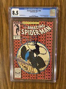 Amazing Spider-Man #300 CGC 8.5 1st appearance of VENOM 🔥 🔑