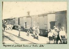 Turquie, Istanbul, Baba Eski, paysans et soldats Turcs  Vintage print,  Phot
