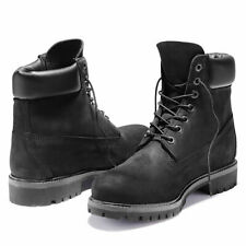 Timberland PREMIUM 6 INCH BOOT FOR MEN IN BLACK Size 9.5 UK / 10 US