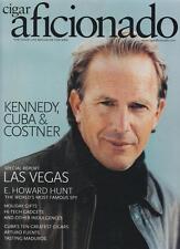 Kevin Costner 2000 MAGAZINE COVER Vintage Cigar Aficionado Rare