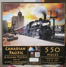 CANADIAN PACIFIC BY LARRY GROSSMAN - Complete - SUNSOUT PUZZLE