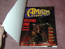 Amazing Figure Modeler magazine # 0 with front + back cover overleaf