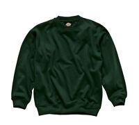 Dickies Mens Crew Neck Sweat Shirt Various Color Size SH11125