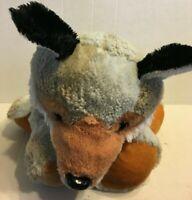 """Calplush Wolf  15"""" Plush Stuffed Animal"""