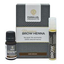 Parallel Products Eyebrow Henna Kit (Dark Brown)