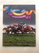 2007 Legends Of Australian Horse Racing Stamp Pack