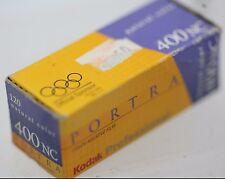 NOS - Kodak Professional Portra 400 NC Lomo Lomography 120 Color Film 05/2001