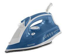 RUSSELL HOBBS 23061 SUPREME STEAM IRON, 2400 W, WHITE & BLUE, **BRAND NEW**