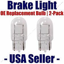 Stop/Brake Light Bulb 2pk - Fits Listed Subaru Vehicles - 7440