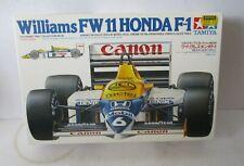Tamiya 1:20 Williams FW 11 Honda F-1