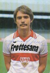 Fußball: VfB Stuttgart Harald Beck 112.682