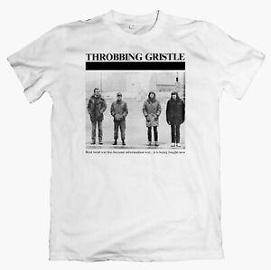 THROBBING GRISTLE 'Berlin' T-shirt/Long Sleeve, psychic tv coil current 93 spk