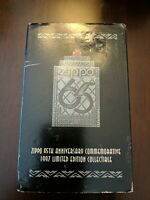 Zippo 65th Anniversary 1997 Limited Edition Collectible 1932-1997 outer box only