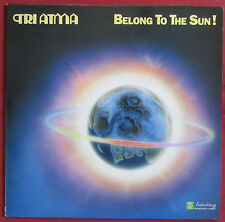 TRI ATMA   LP ORIG GER BELONG TO THE SUN  FUSION
