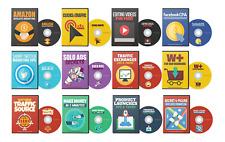 Über 1100 eBooks auf Deutsch und Englisch mit PLR- und Reseller-Lizenz