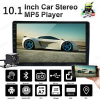 "10.1"" 2 Din Android 8.1 Car Stereo MP5 Player GPS Navi Radio + Reversing Camera"
