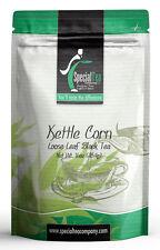 16 oz. Kettle Corn Tea Loose Leaf Black Tea Includes Free Tea Infuser