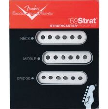 NEW USA Fender Custom Shop '69 Guitar Pickup set By Abby (Abigail Ybarra) AY