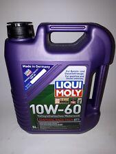 5 ltr. Liqui Moly Synthoil Race Tech GT1 10W-60 Motoröl LM-1391 inkl.1 Ölzettel