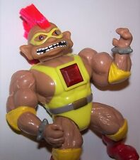 Vintage 1993 Stone Protectors Troll Chester the Wrestler Action Figure