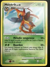 Carte Pokemon MELOKRIK 32/127 Rare PLATINE FR NEUF