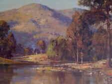 Doug Sealy, The Beautiful Turon River, Superb Australian Landscape.