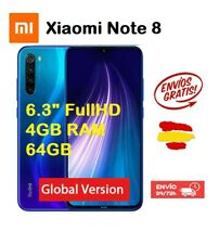 64GB Xiaomi Redmi Note 8 Version España Movil libre Smartphone