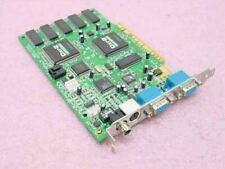 Creative Labs PCI Video Decoder Card DXR2 DVD Dual VGA CT7220