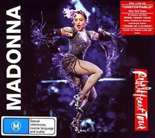 MADONNA – REBEL HEART TOUR [DVD & LIVE CD] NEW & SEALED