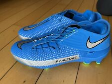 Nike Youth Boys Phantom Gt Flyeasy Blue size 4 4Y Soccer Cleats Soccer Shoes