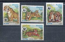 LAOS #517 -20 VF, MNH / Tiger ( WWF ) - S8120