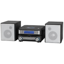GPX HC221B Compact Home Music System with CD Player,Stereo, AM/FM Tuner