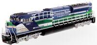 Caterpillar® EMD 1:87 SD70ACe-T4 Locomotive Blue/Green - 85534 Diecast Masters