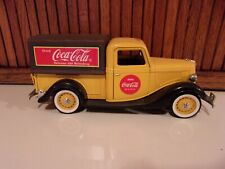 COCA COLA FORD METAL V8 1936 PICK-UP TRUCK