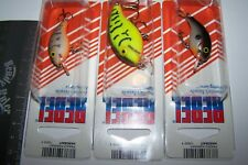 Rebel Fishing Lures Pop R Teeny Wee Trout Bass Perch Cod Bream