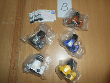 Takara Tomy Pentax K-x Miniature Camera Part 1 Gashapon Value Pack B x 5pcs
