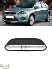 FOR FORD FOCUS MK2 2008 - 2011 NEW FRONT BUMPER CENTER RADIATOR GRILL GRILLE