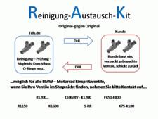 R850-R1100S-R1150-R1200 - Austausch Kit - Synchrone ESVs - nur EU