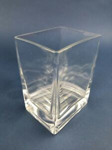 Cube Glass Vase (DF333)