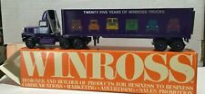 Winross Ford Winross 25th Anniversary Tractor/Trailer 1/64