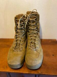 "Danner Mens Tanicus Waterproof 8"" Coyote Hot Military Boot 55316 SZ 10 EXCELLENT"