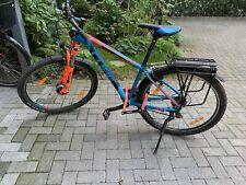 Fahrrad  Mountainbike Cube Blau Orange 27,5 Zoll AIM CMPT